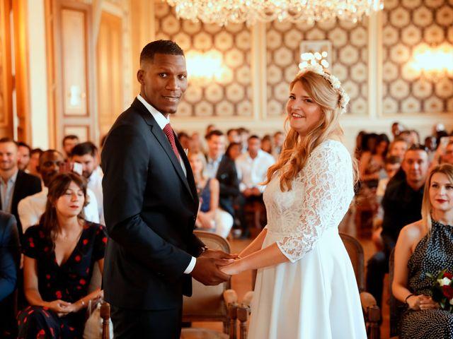 Le mariage de Marley et Laetitia à Paris, Paris 12