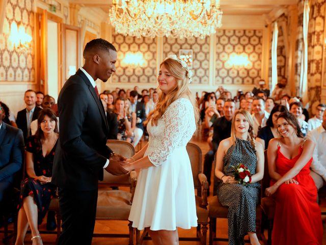 Le mariage de Marley et Laetitia à Paris, Paris 13