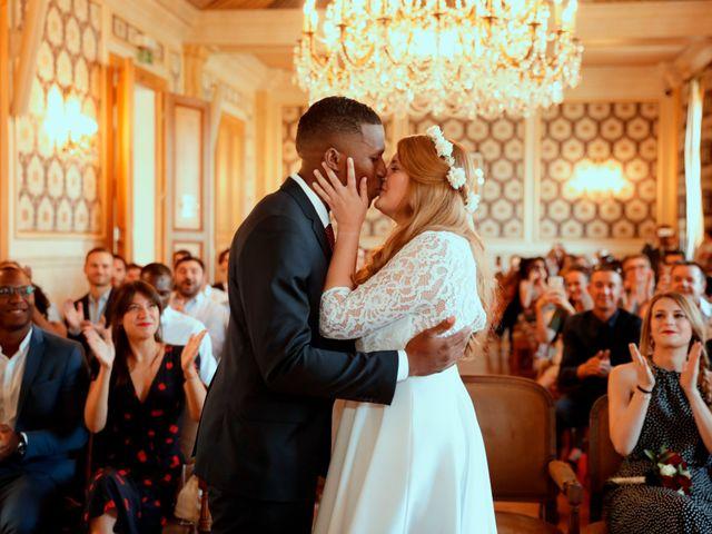 Le mariage de Marley et Laetitia à Paris, Paris 14