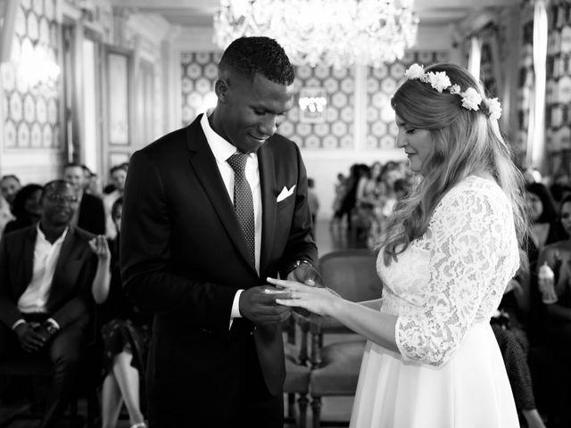 Le mariage de Marley et Laetitia à Paris, Paris 15