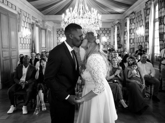 Le mariage de Marley et Laetitia à Paris, Paris 16