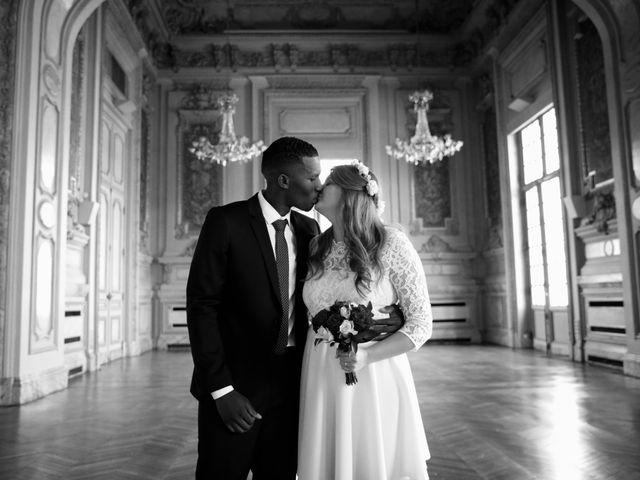 Le mariage de Marley et Laetitia à Paris, Paris 17