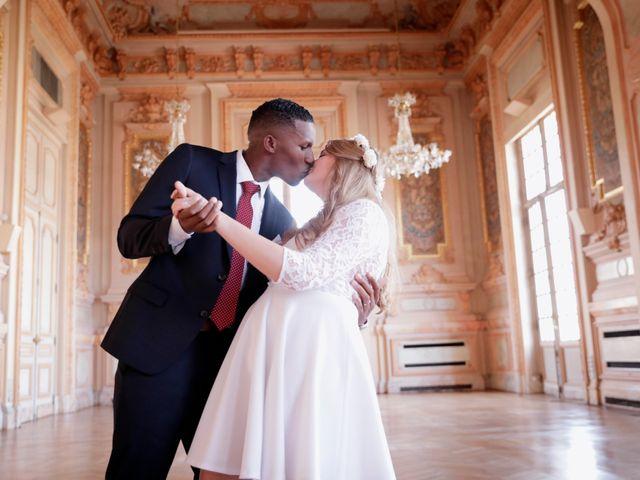 Le mariage de Marley et Laetitia à Paris, Paris 18