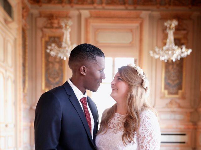 Le mariage de Marley et Laetitia à Paris, Paris 19
