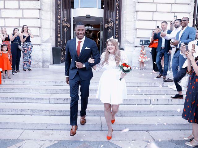 Le mariage de Marley et Laetitia à Paris, Paris 21