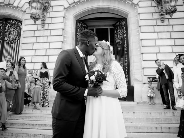 Le mariage de Marley et Laetitia à Paris, Paris 22