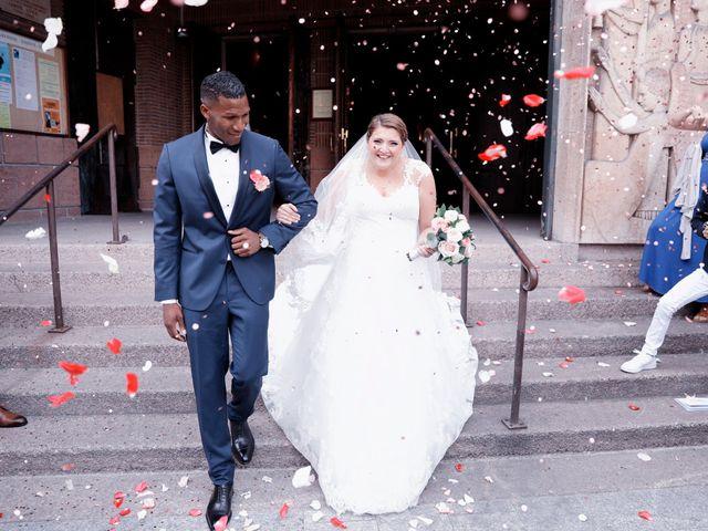 Le mariage de Marley et Laetitia à Paris, Paris 61