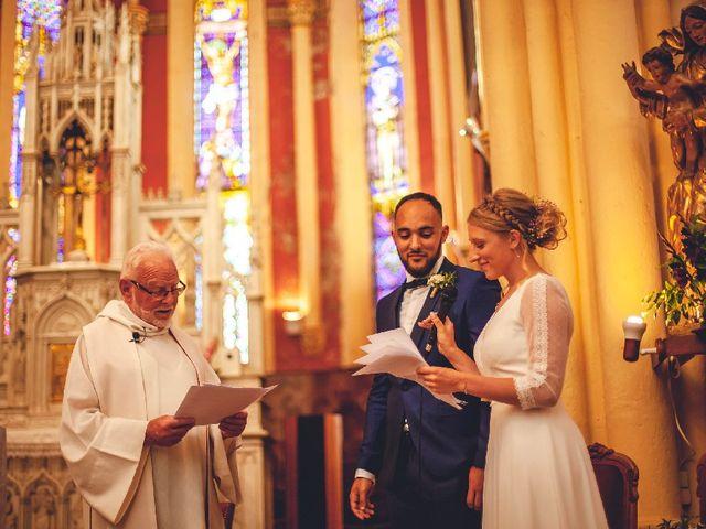 Le mariage de Anthonny et Clémence   à Saint-Martin-la-Plaine, Loire 10