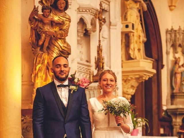 Le mariage de Anthonny et Clémence   à Saint-Martin-la-Plaine, Loire 11