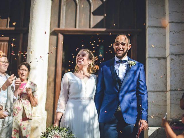 Le mariage de Anthonny et Clémence   à Saint-Martin-la-Plaine, Loire 20