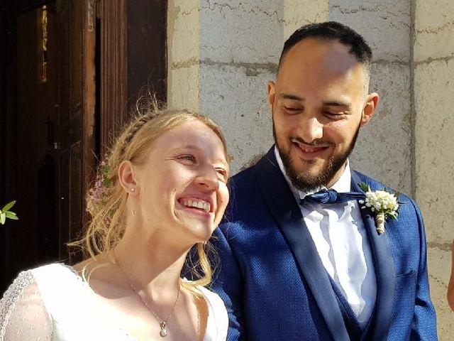 Le mariage de Anthonny et Clémence   à Saint-Martin-la-Plaine, Loire 21