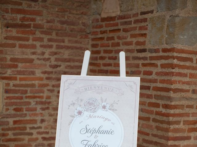 Le mariage de Fabrice et Stéphanie à Aussonne, Haute-Garonne 33