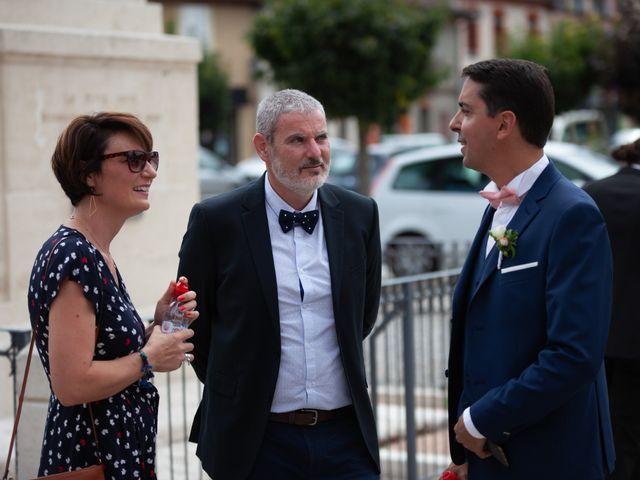 Le mariage de Fabrice et Stéphanie à Aussonne, Haute-Garonne 35