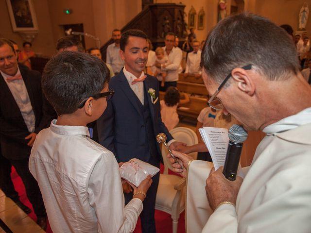 Le mariage de Fabrice et Stéphanie à Aussonne, Haute-Garonne 42