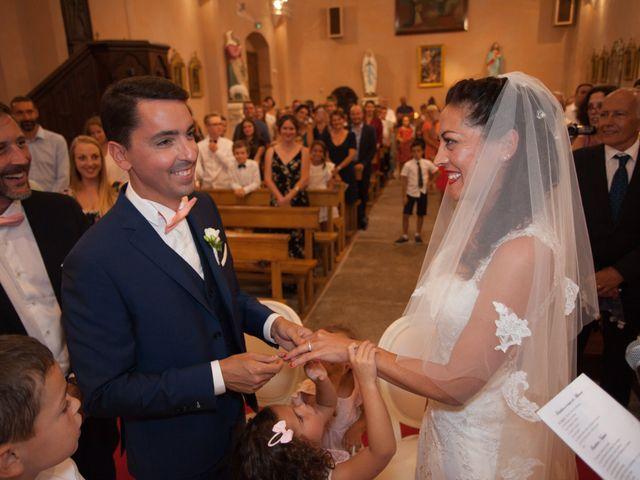 Le mariage de Fabrice et Stéphanie à Aussonne, Haute-Garonne 44