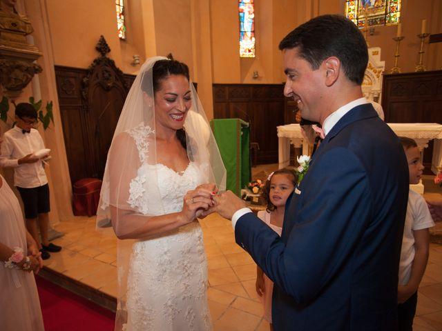 Le mariage de Fabrice et Stéphanie à Aussonne, Haute-Garonne 45