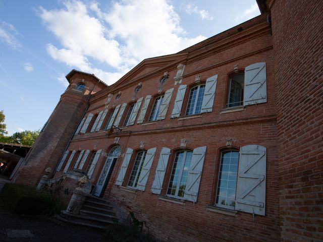 Le mariage de Fabrice et Stéphanie à Aussonne, Haute-Garonne 50