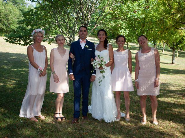 Le mariage de Fabrice et Stéphanie à Aussonne, Haute-Garonne 53