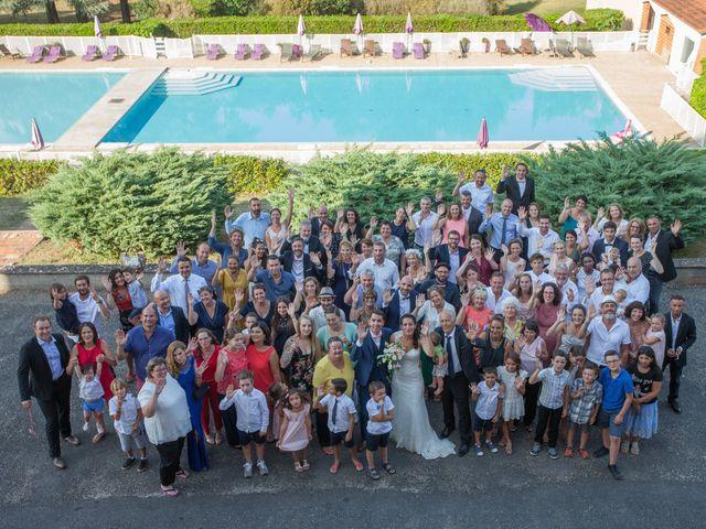 Le mariage de Fabrice et Stéphanie à Aussonne, Haute-Garonne 59