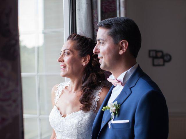 Le mariage de Fabrice et Stéphanie à Aussonne, Haute-Garonne 65