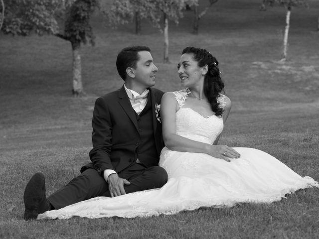 Le mariage de Fabrice et Stéphanie à Aussonne, Haute-Garonne 75