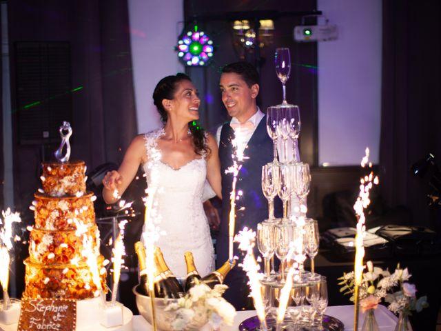 Le mariage de Fabrice et Stéphanie à Aussonne, Haute-Garonne 90