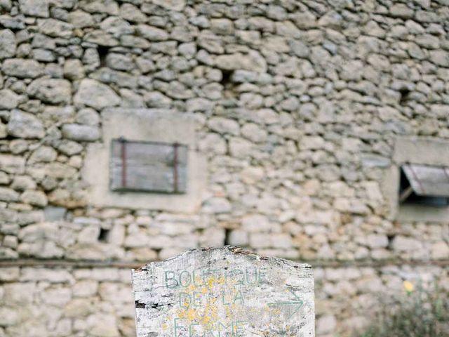 Le mariage de Jérôme et Amandine à Loubens, Gironde 8