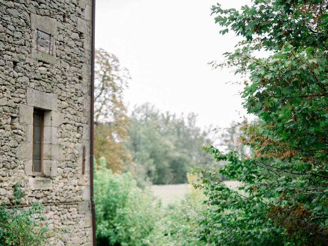 Le mariage de Jérôme et Amandine à Loubens, Gironde 9