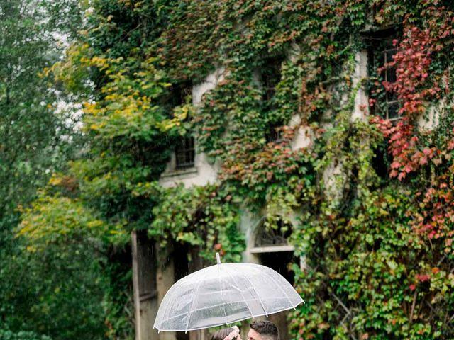 Le mariage de Jérôme et Amandine à Loubens, Gironde 23