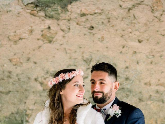 Le mariage de Jérôme et Amandine à Loubens, Gironde 26