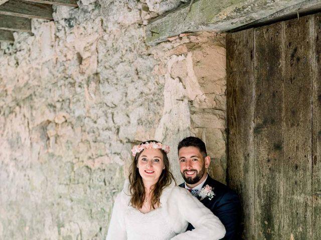 Le mariage de Jérôme et Amandine à Loubens, Gironde 28