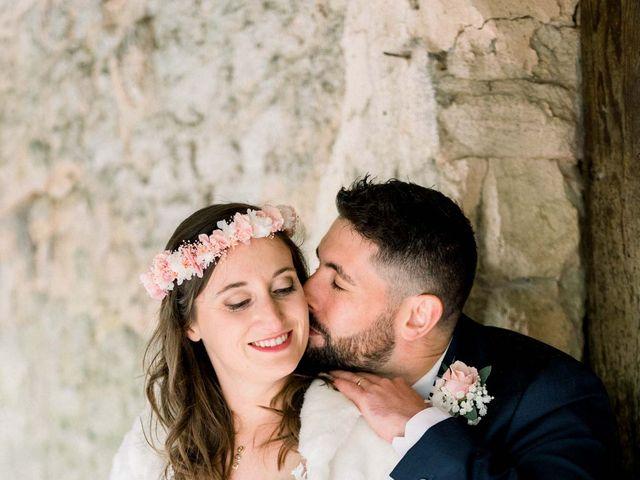 Le mariage de Jérôme et Amandine à Loubens, Gironde 29