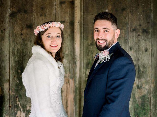 Le mariage de Jérôme et Amandine à Loubens, Gironde 31