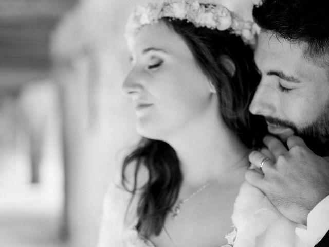 Le mariage de Jérôme et Amandine à Loubens, Gironde 32