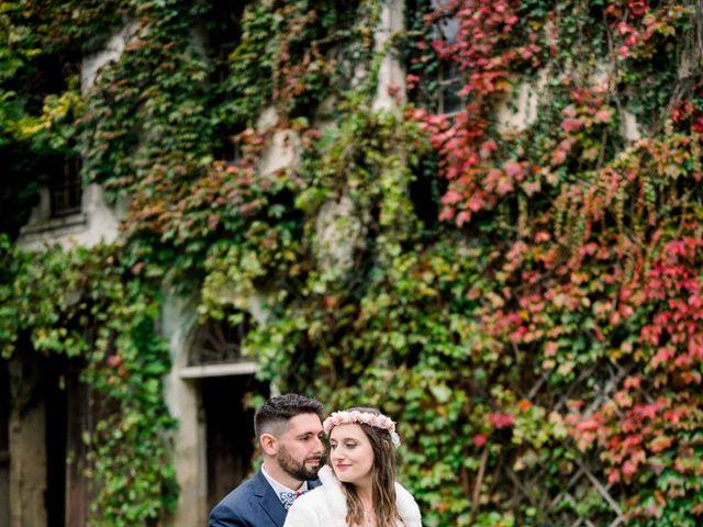 Le mariage de Jérôme et Amandine à Loubens, Gironde 35