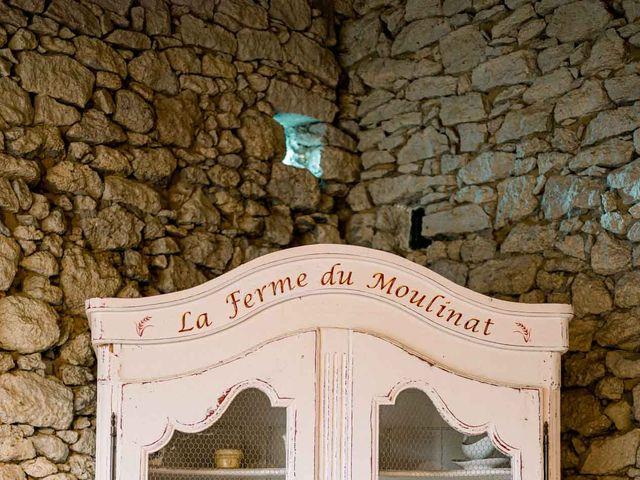 Le mariage de Jérôme et Amandine à Loubens, Gironde 44