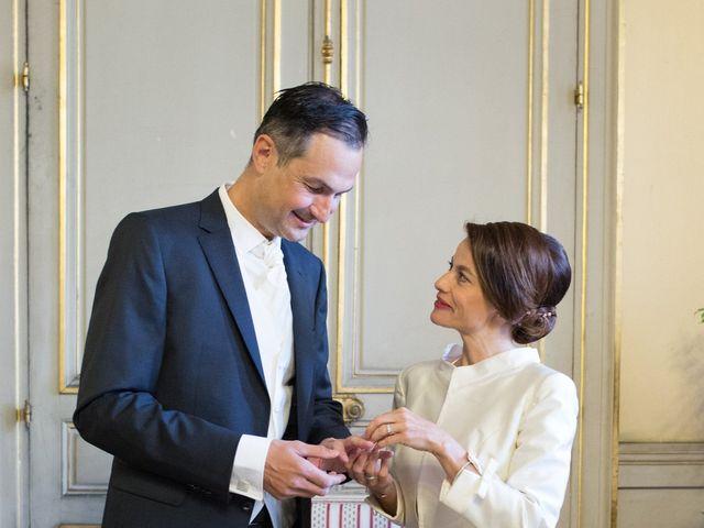 Le mariage de Olivier et Anne-Bérangère à Lège-Cap-Ferret, Gironde 10