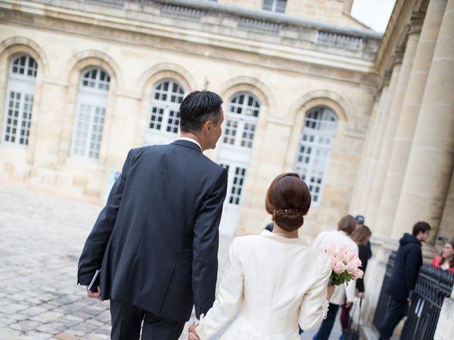 Le mariage de Olivier et Anne-Bérangère à Lège-Cap-Ferret, Gironde 11