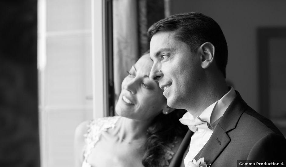 Le mariage de Fabrice et Stéphanie à Aussonne, Haute-Garonne