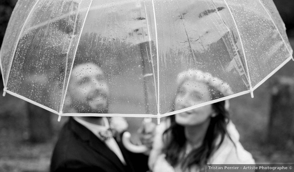 Le mariage de Jérôme et Amandine à Loubens, Gironde