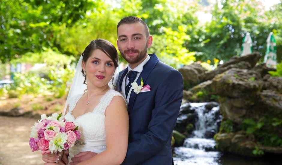 Le mariage de Julien et Laura à Beauvais, Oise