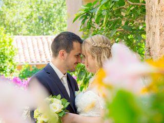 Le mariage de Sabrina et Jonathan