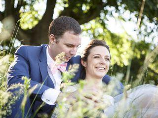 Le mariage de Céline et Louis