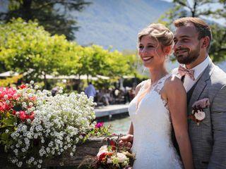 Le mariage de Kathleen  et Marc