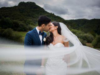 Le mariage de Mélody et Nima