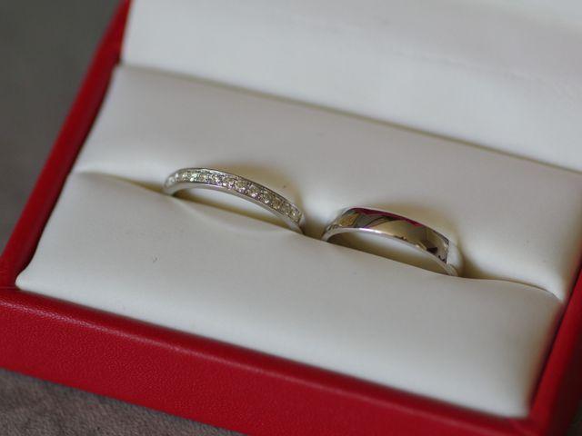 Le mariage de Rémy et Naomi à Saint-Martin-de-Mailloc, Calvados 4
