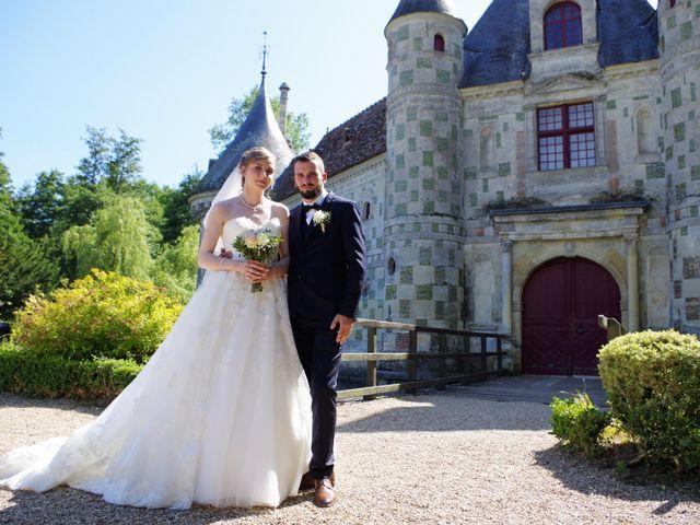 Le mariage de Rémy et Naomi à Saint-Martin-de-Mailloc, Calvados 23