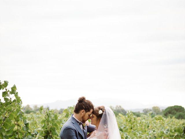 Le mariage de Damien et Aline à Thuir, Pyrénées-Orientales 18