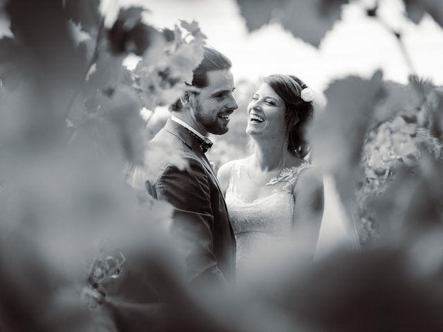 Le mariage de Damien et Aline à Thuir, Pyrénées-Orientales 1