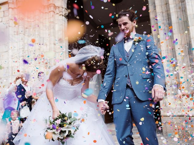 Le mariage de Damien et Aline à Thuir, Pyrénées-Orientales 9
